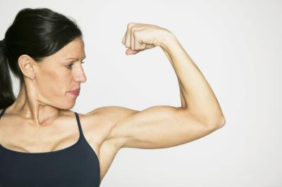 how to make your arms cut  get fit  jillian michaels