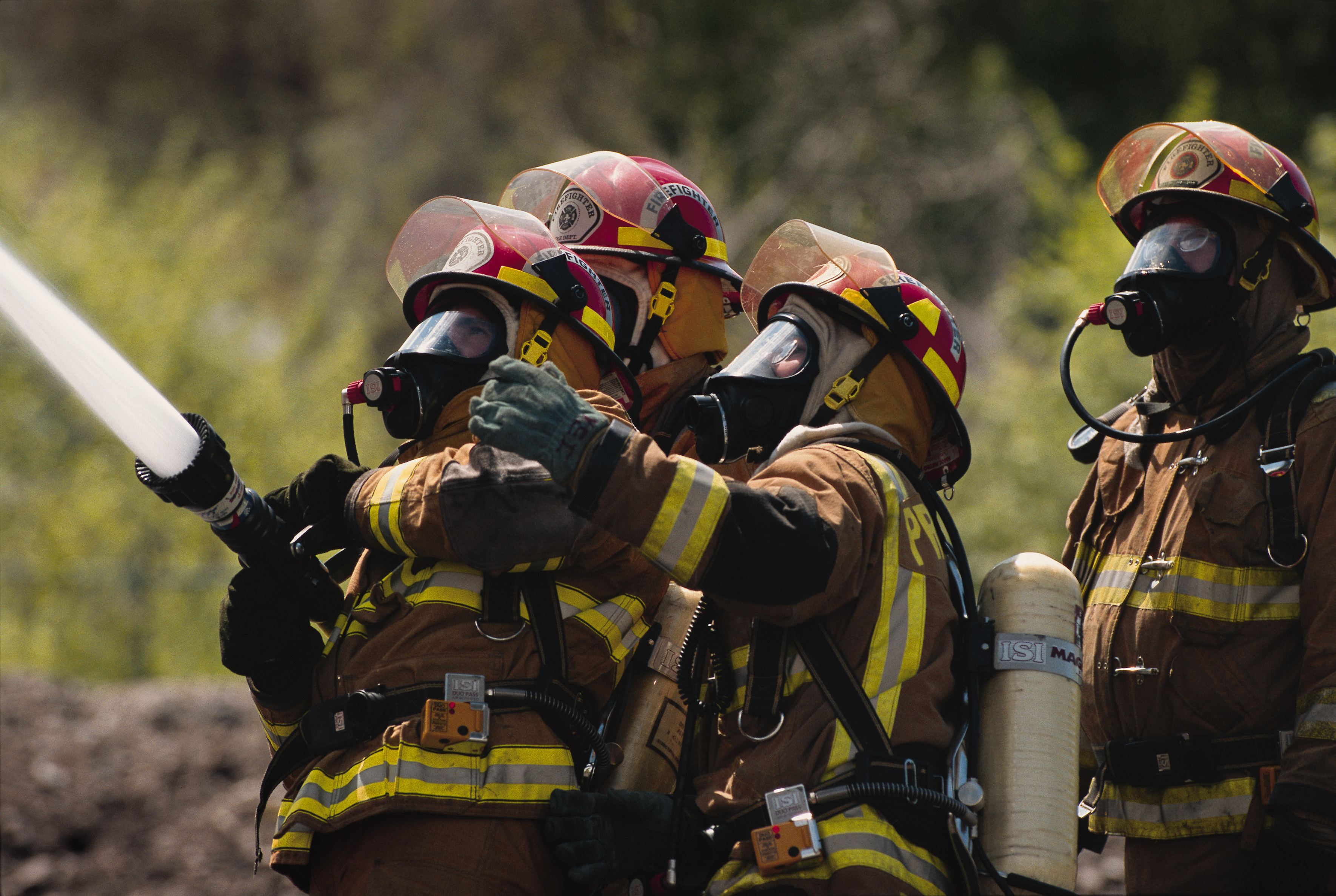 Obtaining a Career in the Fire Service