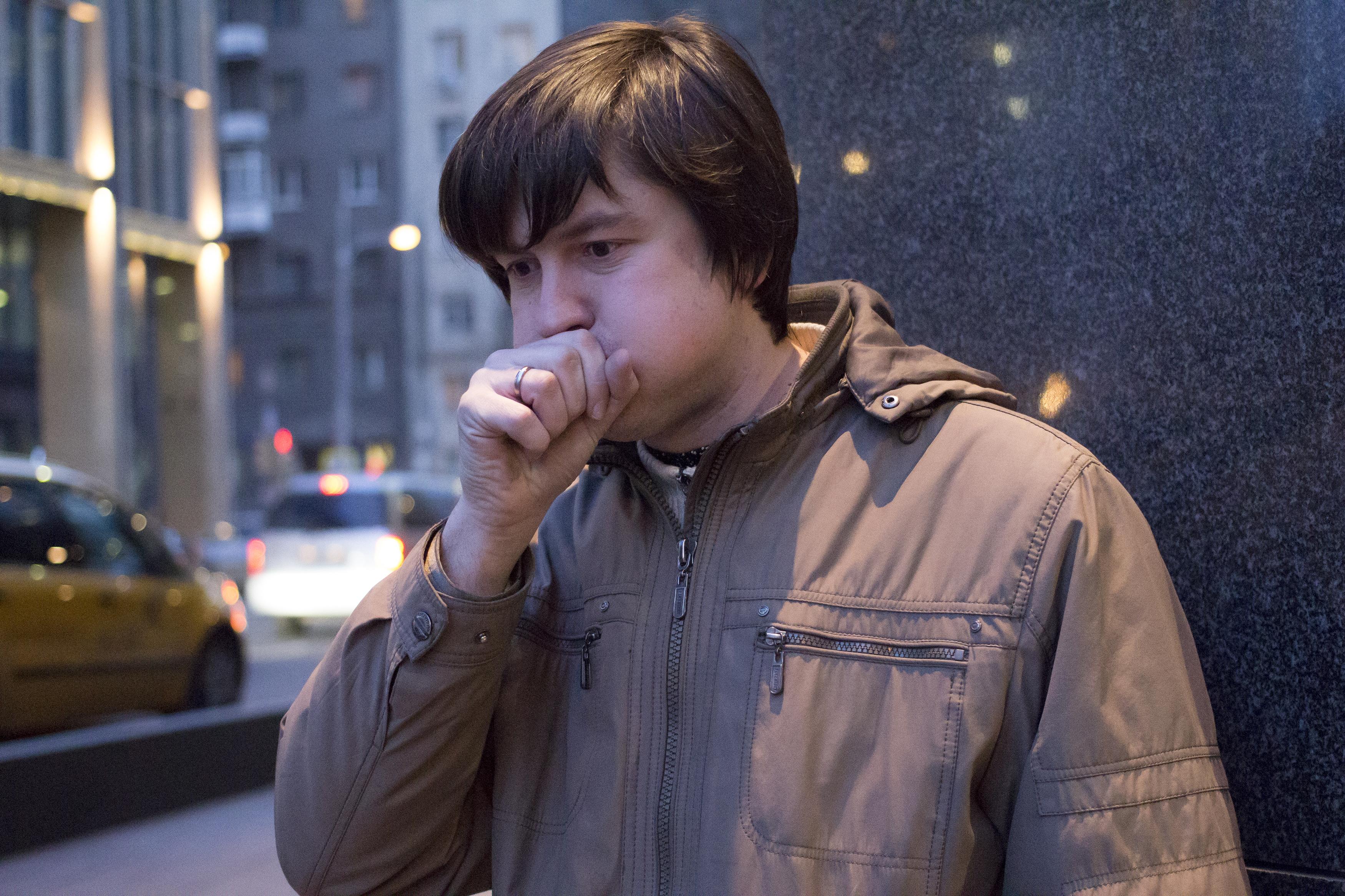 Non-Hodgkins Lymphoma Cough Symptoms