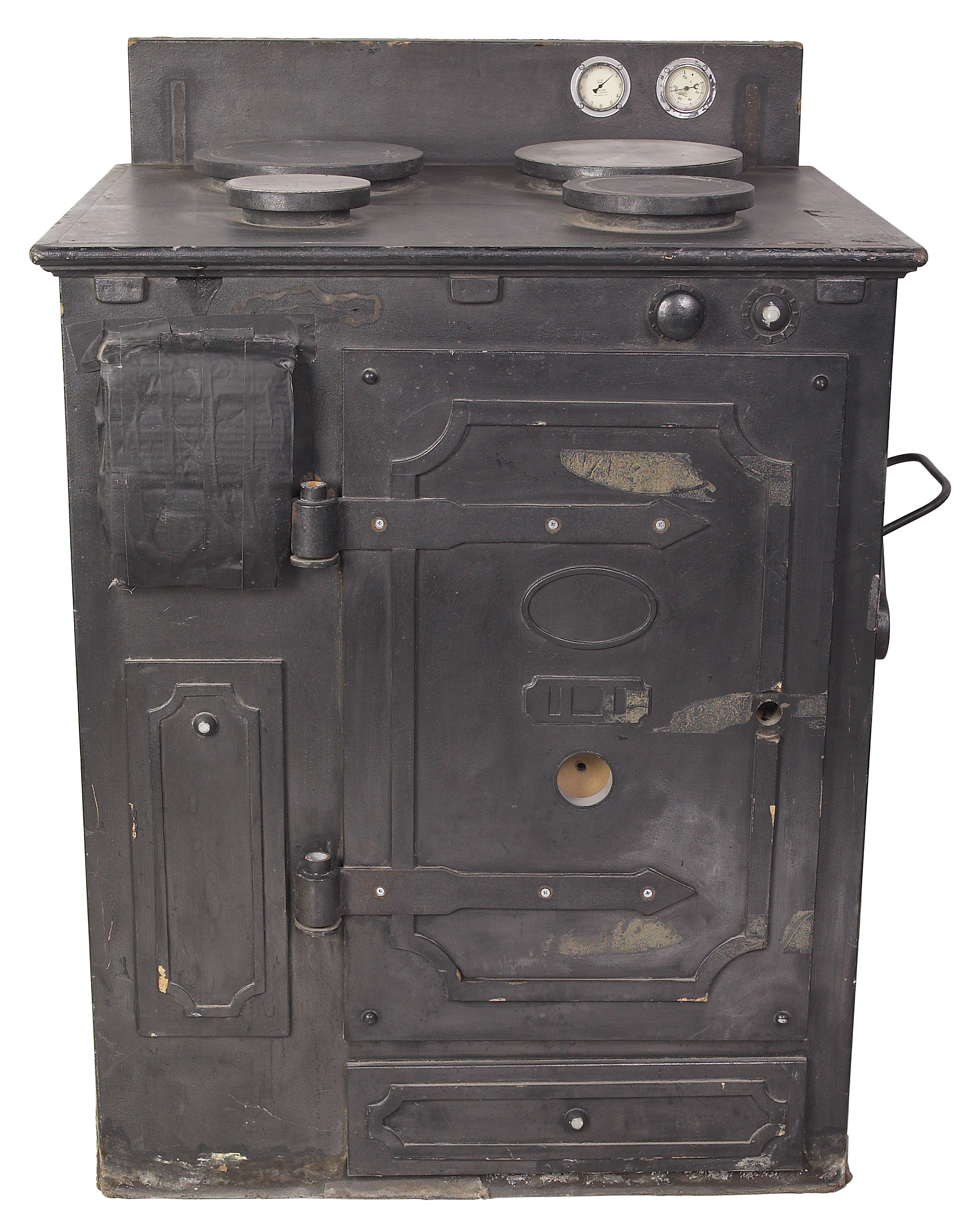 How To Identify Old Wood Stoves