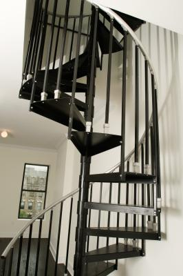 How To Modernize A Wrought Iron Stair