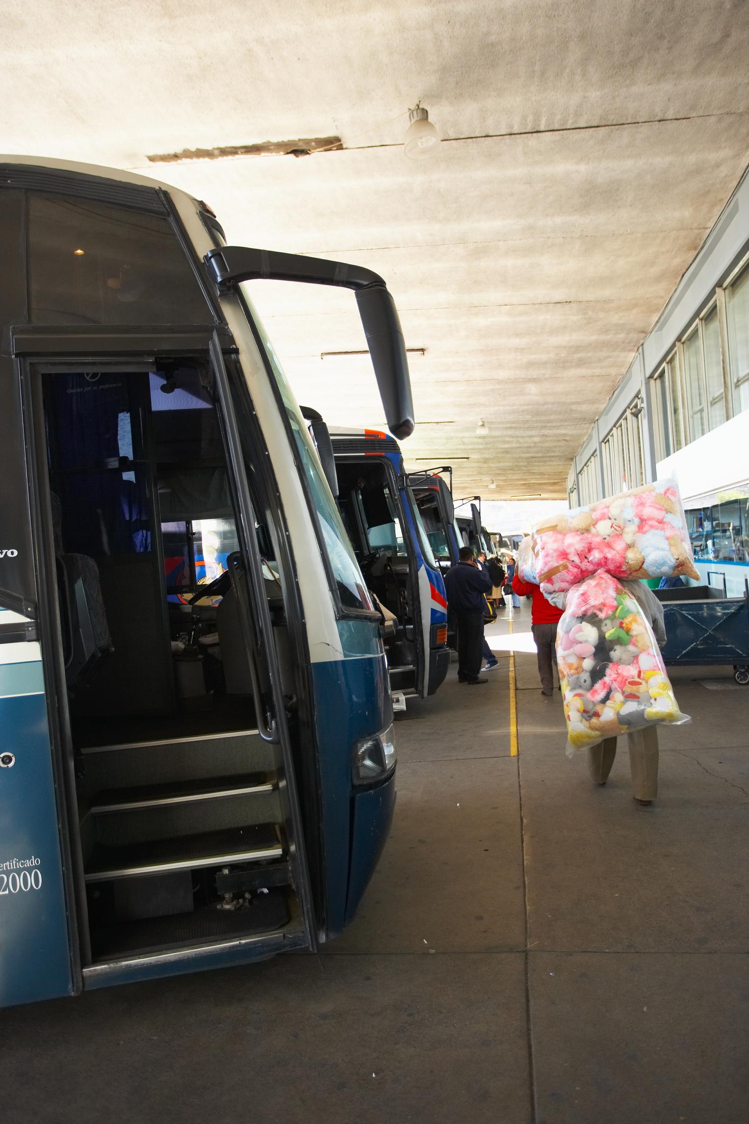 How to Take a Greyhound Bus | USA Today