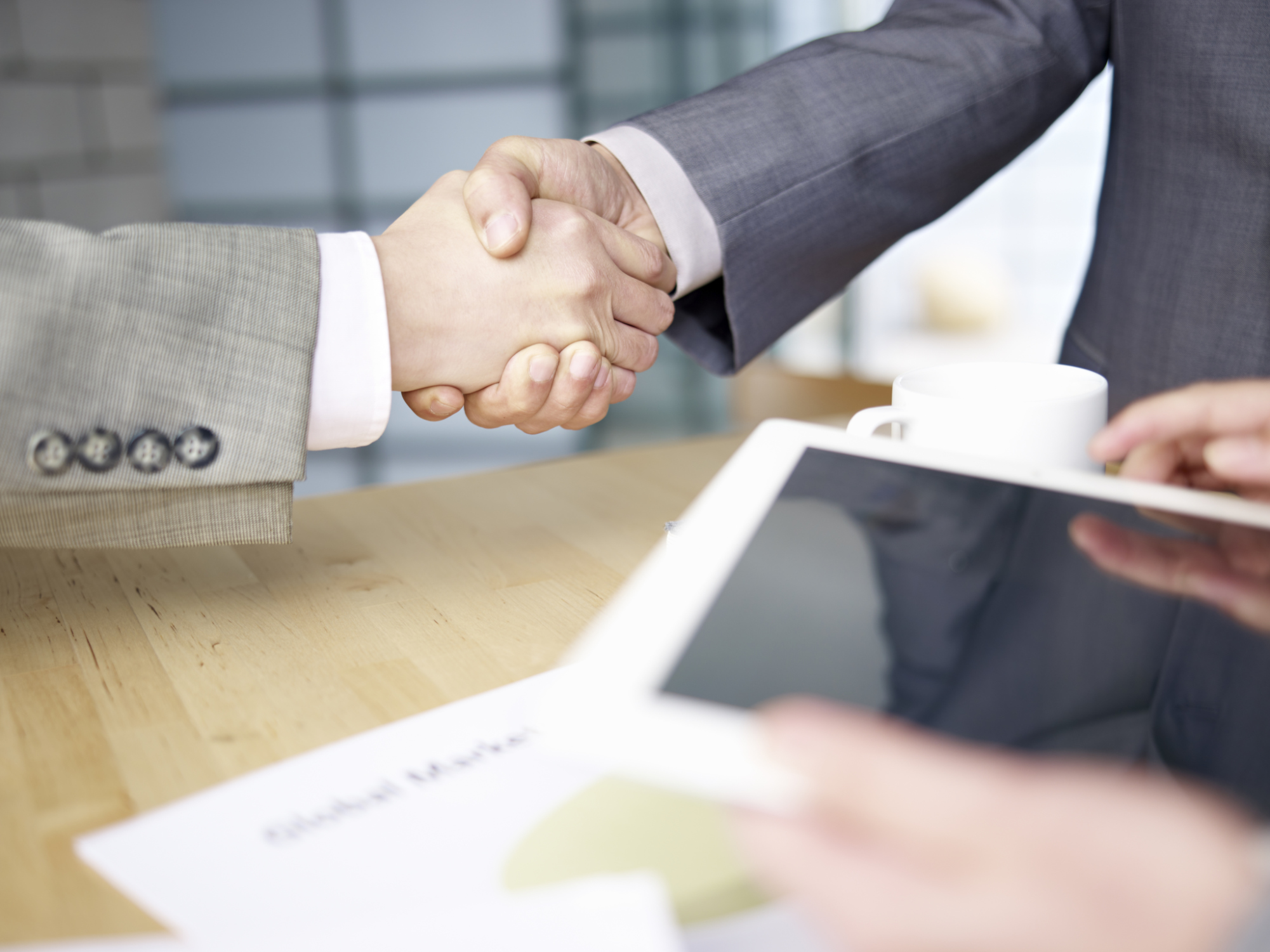 What Is A Master Service Agreement Bizfluent