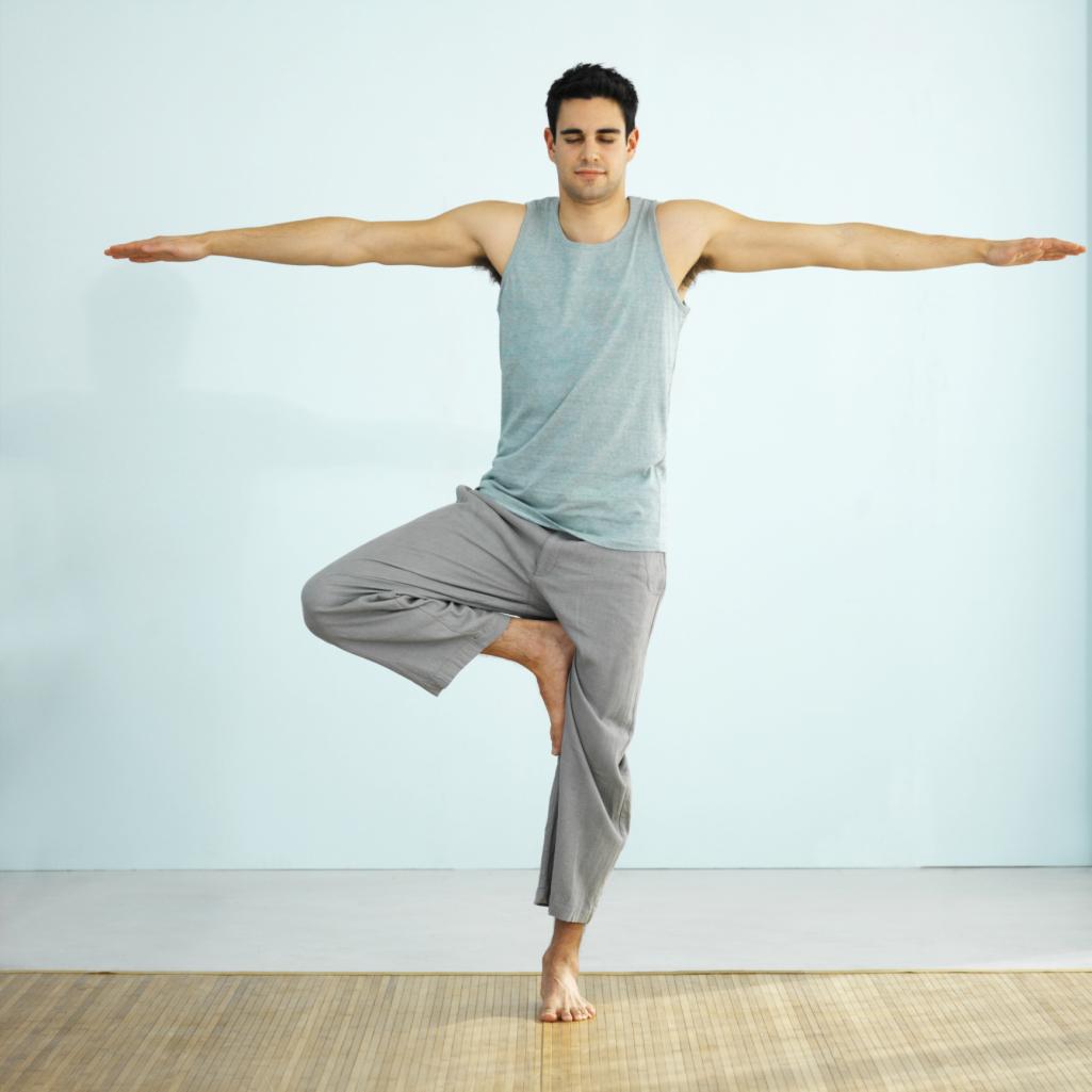 Correct Yoga Class Attire for Men