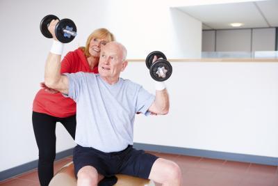 weight training for 60yearold men