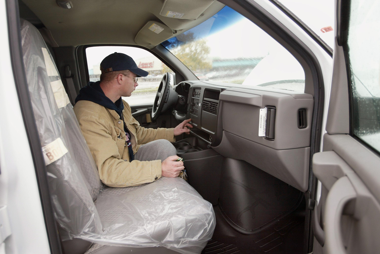 How to Make Money With My Cargo Van | Bizfluent