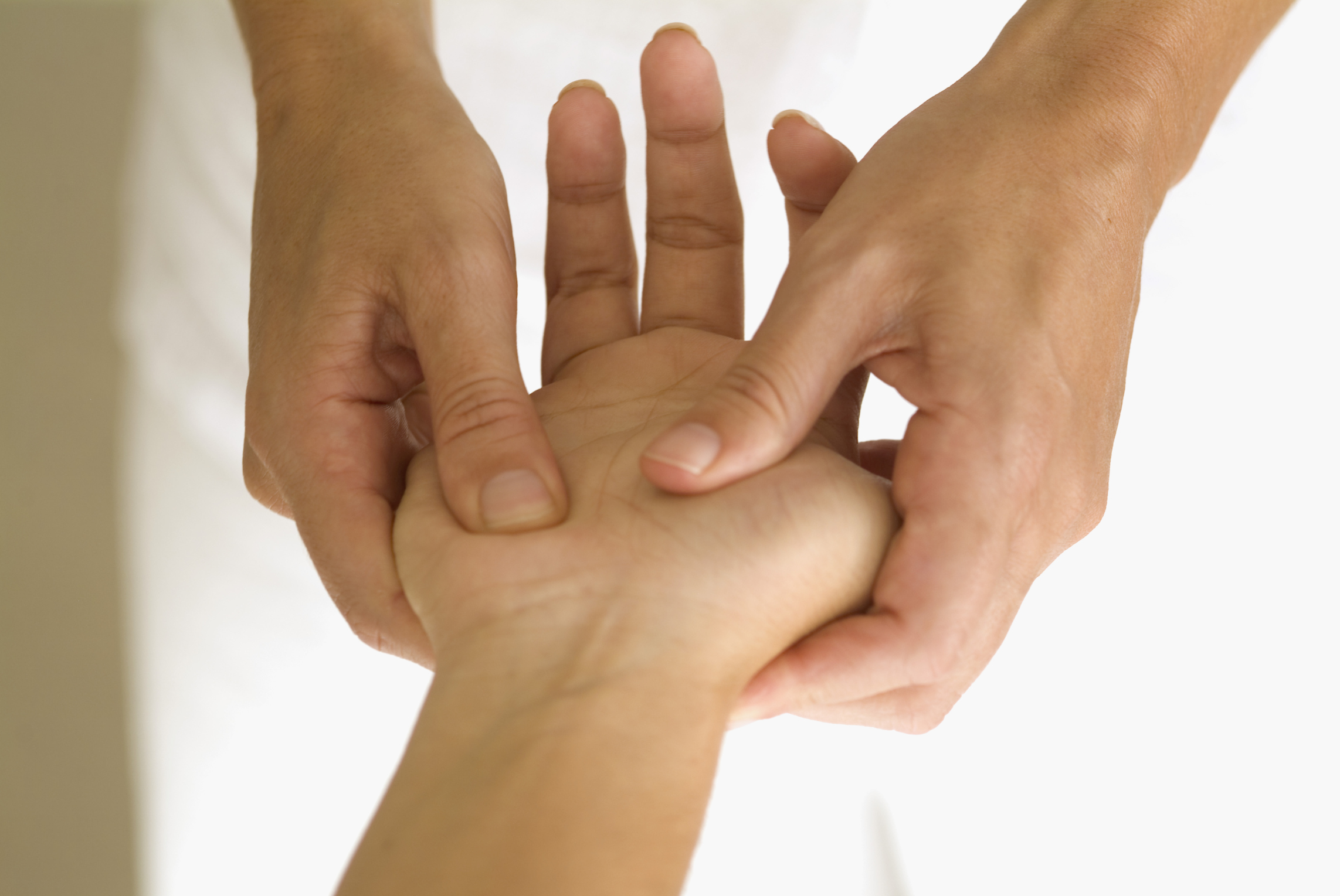 Acupressure Points and Finger Pain   Healthfully