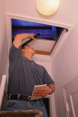 Pull Down Steps For Attic Access