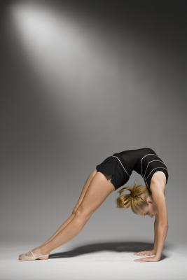 gymnastics stretching for back walkovers  healthy living