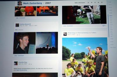 Looking for Past Activities in Facebook   Chron com