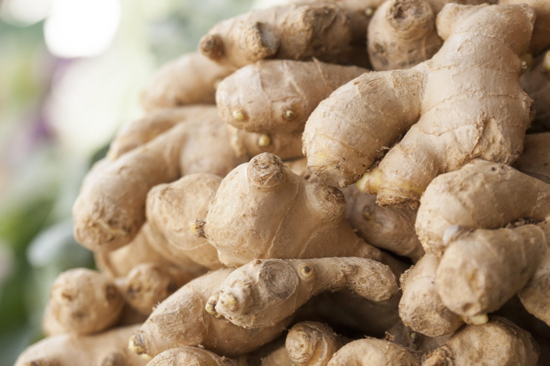 Does Ginger Make Urine Darker?