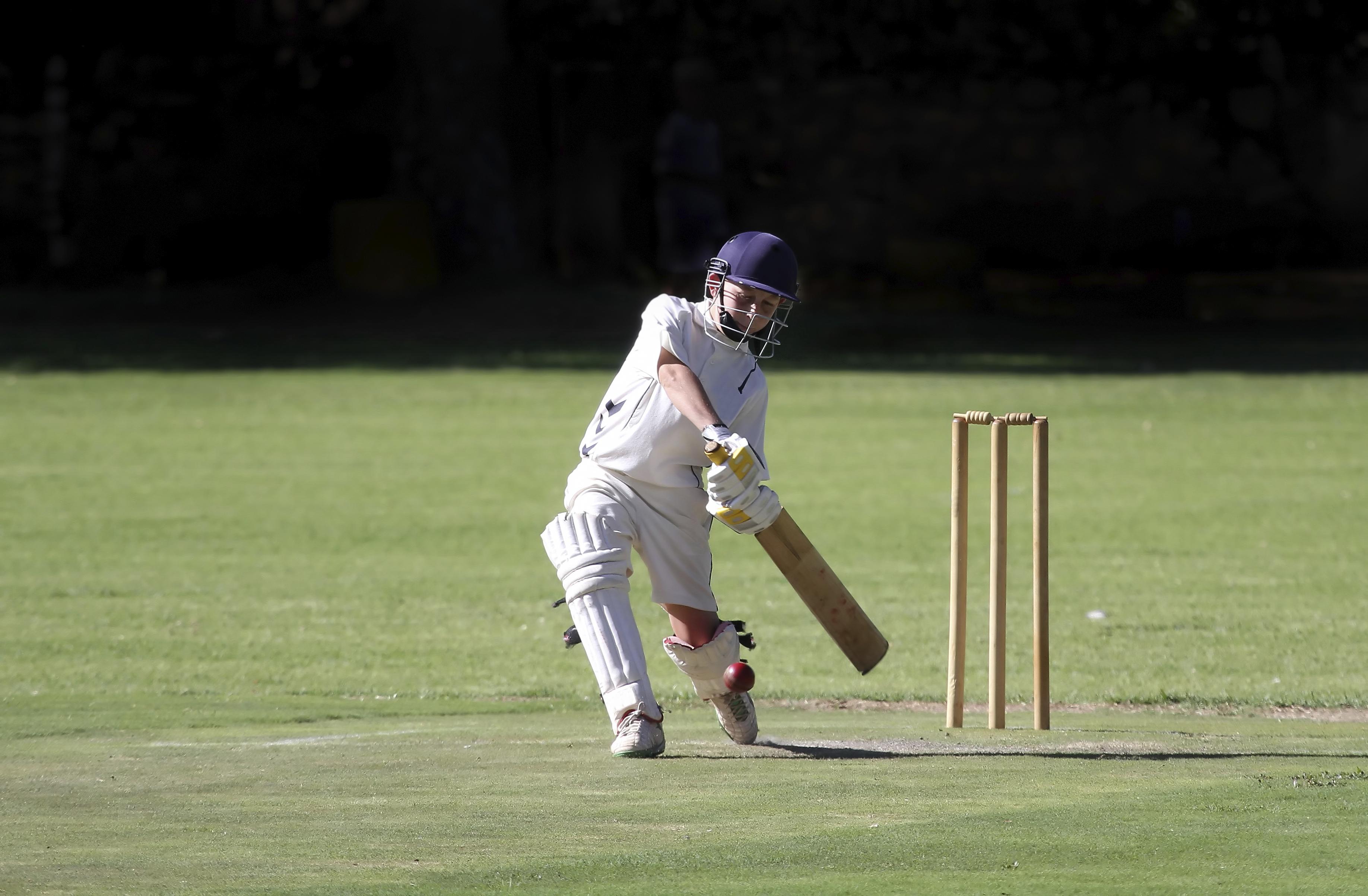 Skills In Cricket