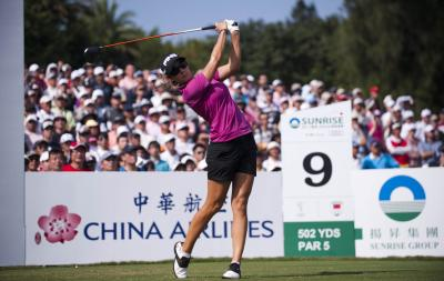 The Average Club Distance For Women In Golf Golfweek