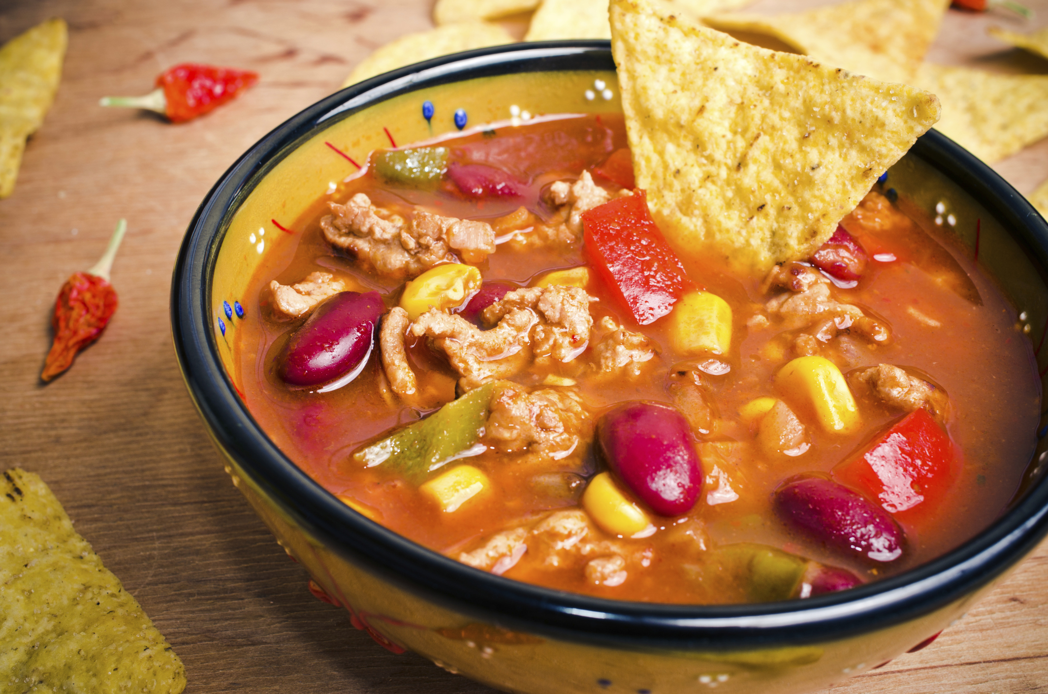What Is a Low Calorie Mexican Food Option?