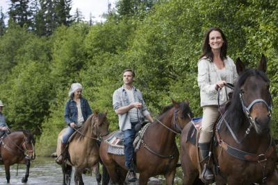 Horse Back Riding Trails In George Washington National Forest Usa