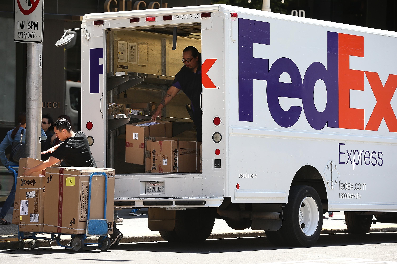 How Does Fedex Ground Shipping Work? | Bizfluent