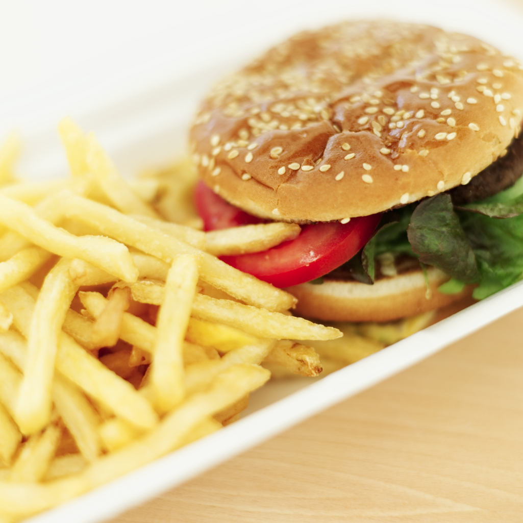 mcdonalds position in the fast food industry
