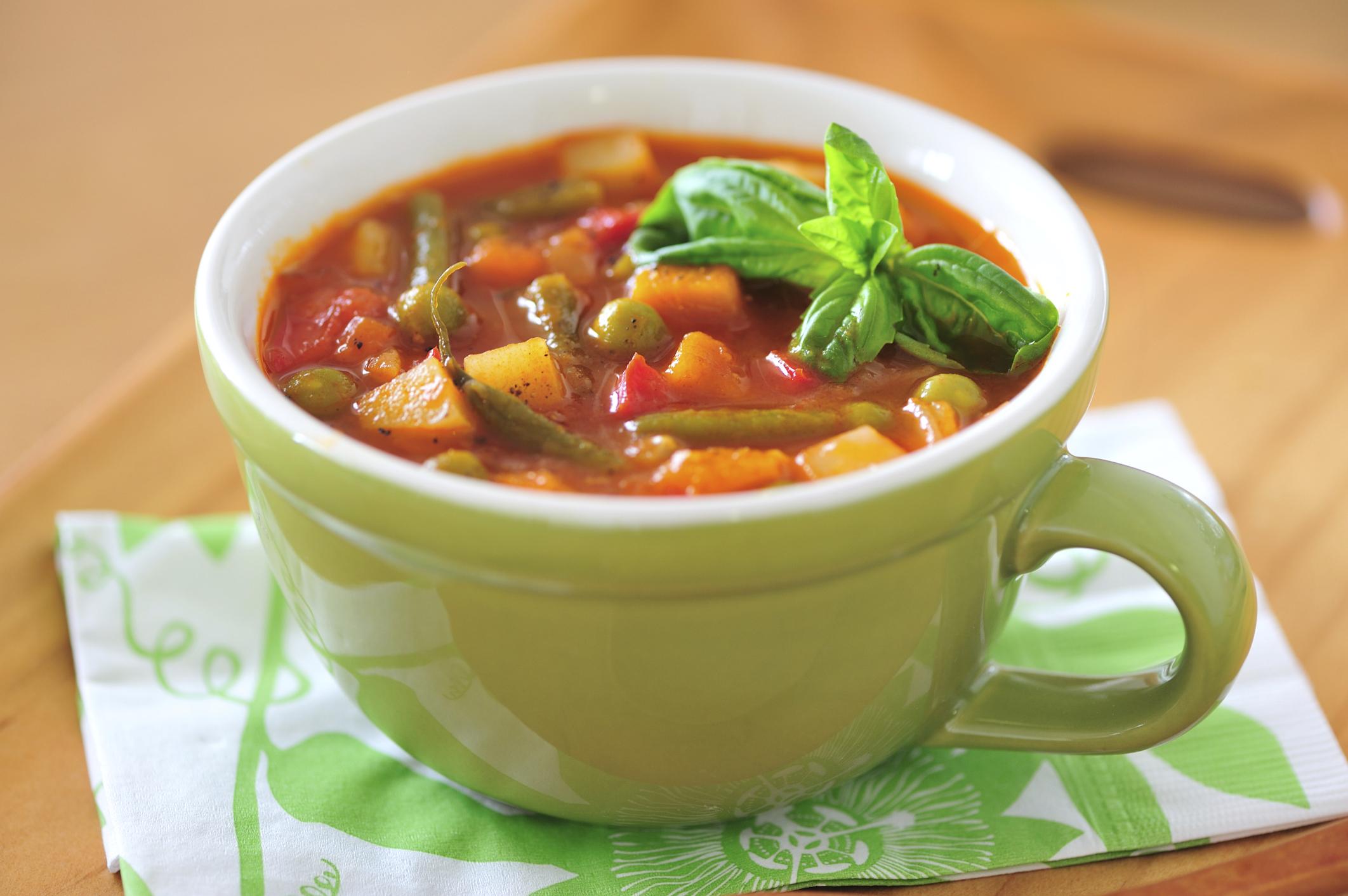 Sacred heart soup recipe how to make