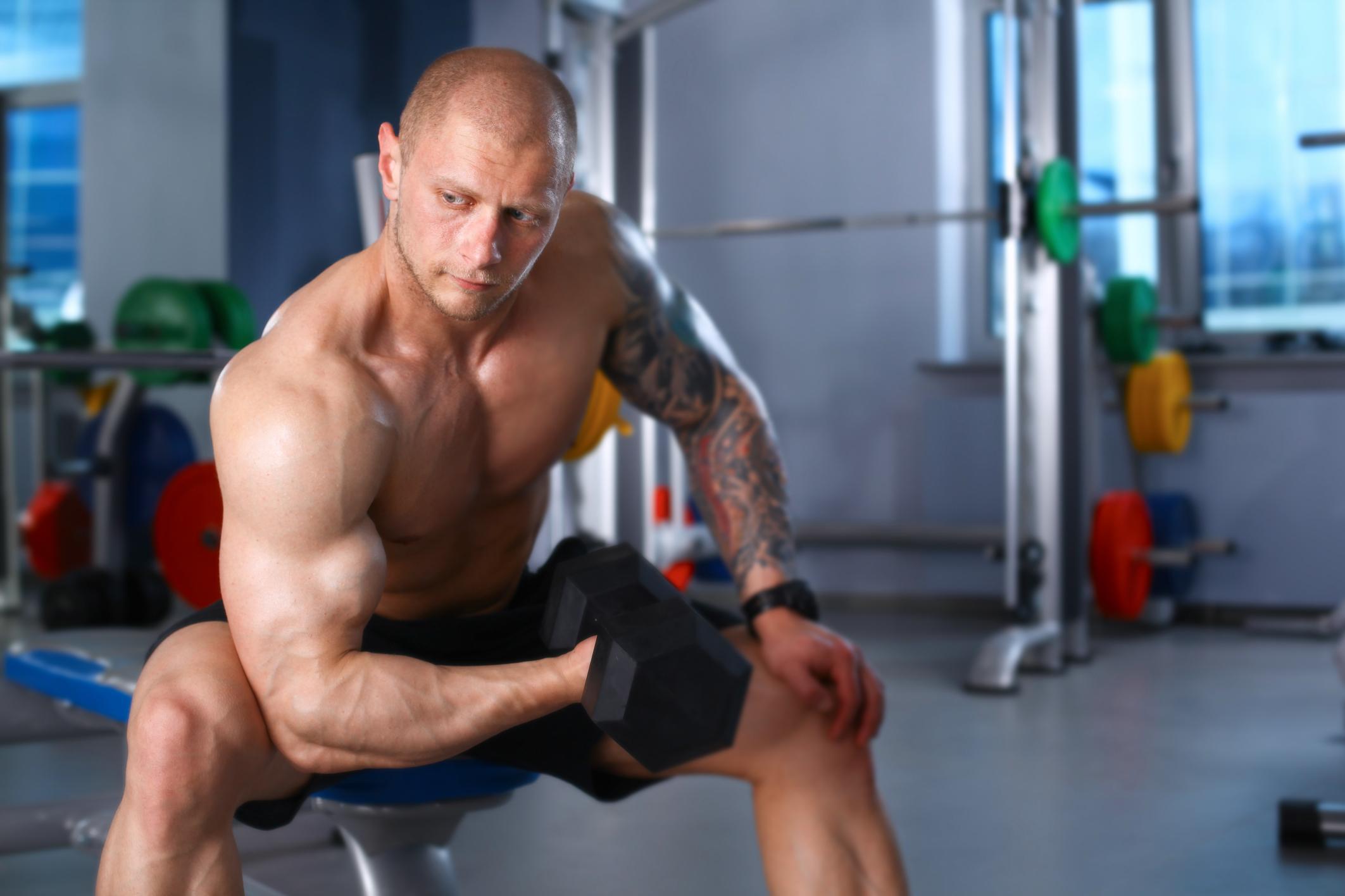 One Set Per Body Part Workouts