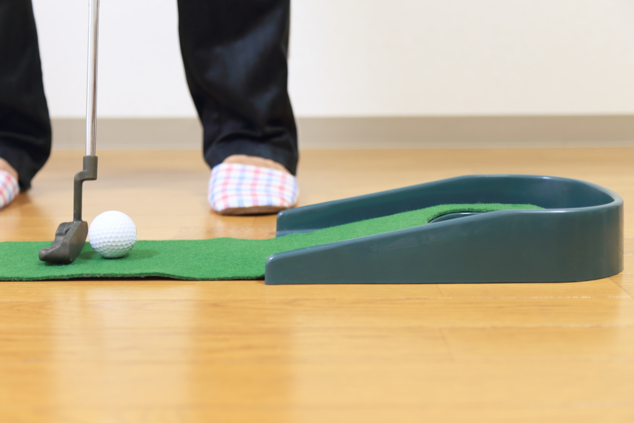How to Make Your Own Golf Mat