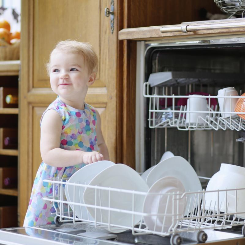 How to Compare Bosch and KitchenAid Dishwashers | Home Guides | SF Gate
