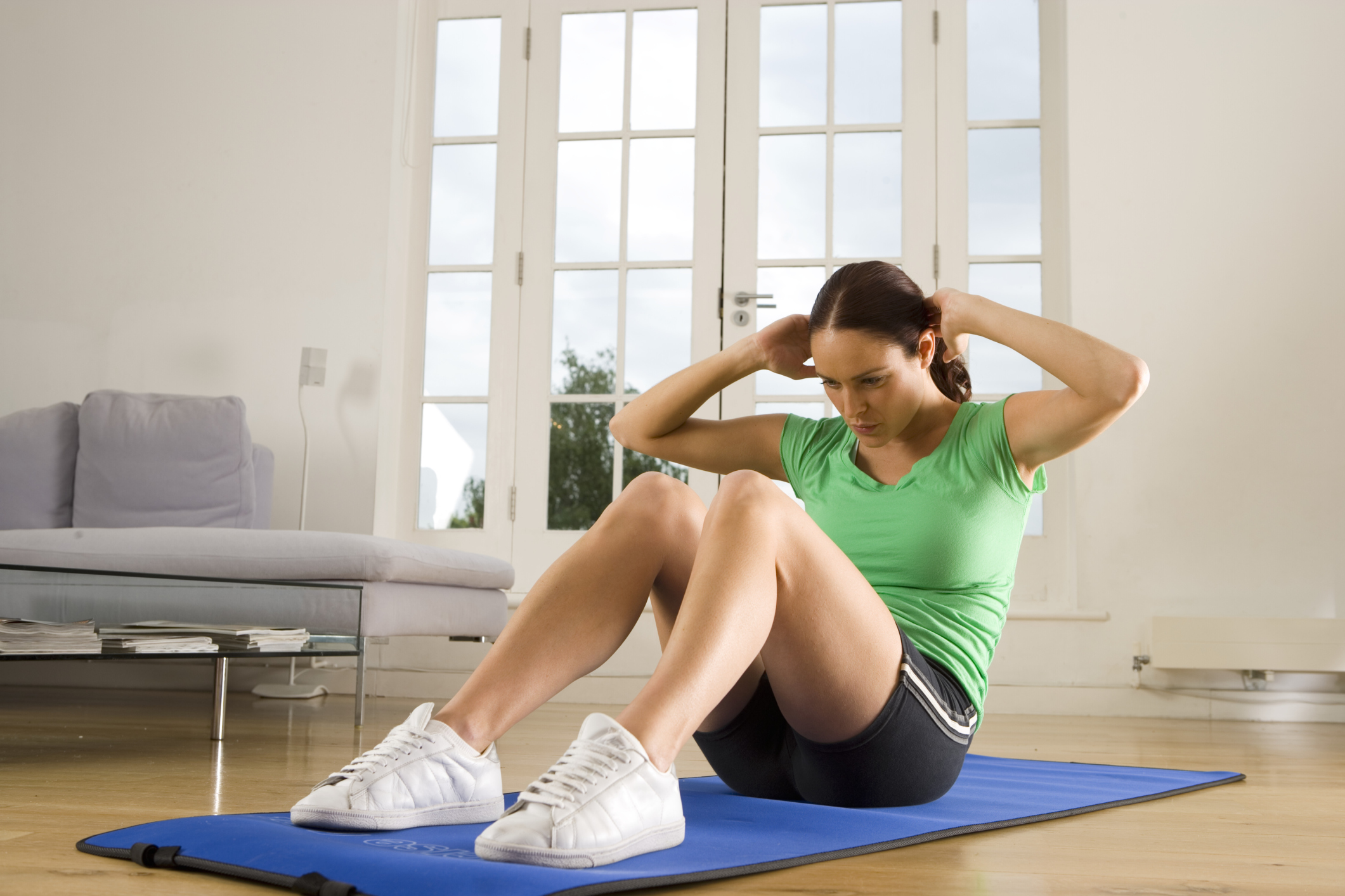 Abdominal Strength and Inability to Do Sit Ups   Chron com
