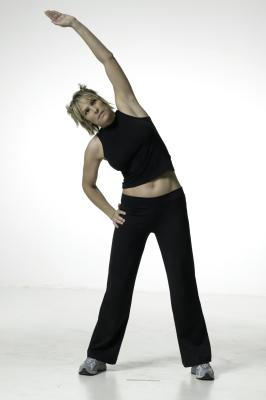 aerobic stretching exercises  healthy living