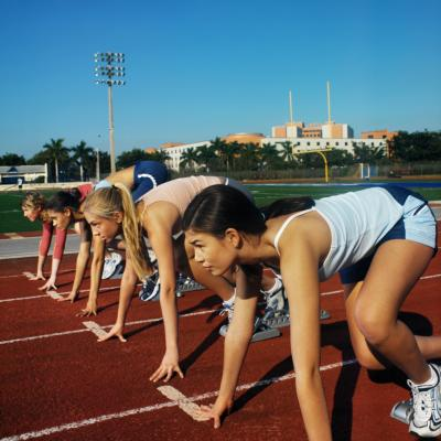 What Is the Average Running Speed of a Teenage Girl? | Chron com