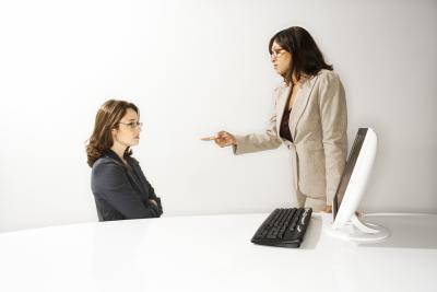 Fear of rebuke can lead to workplace pressure