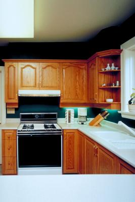 What Floors & Countertops Go With Maple Cabinets? | Home ... on Countertops That Go With Maple Cabinets  id=43880