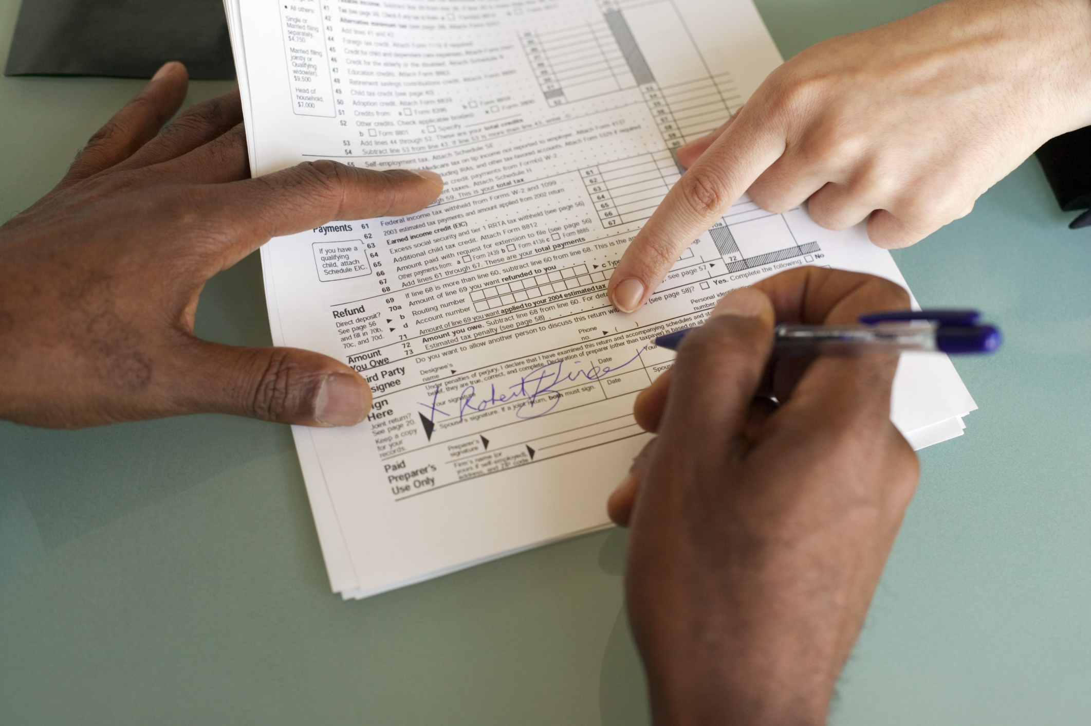 Do You Have to File Taxes If You Make Less Than $1000?