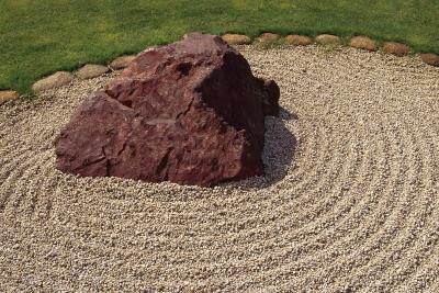 How To Place Boulders Rocks In The Landscape