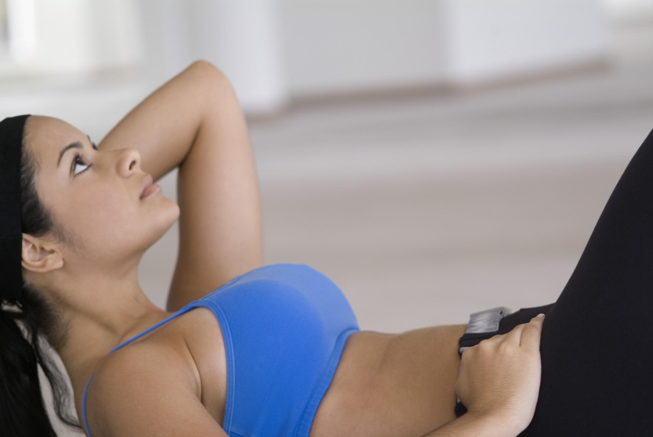 Do Belly Wraps Work for a Workout? | Chron com
