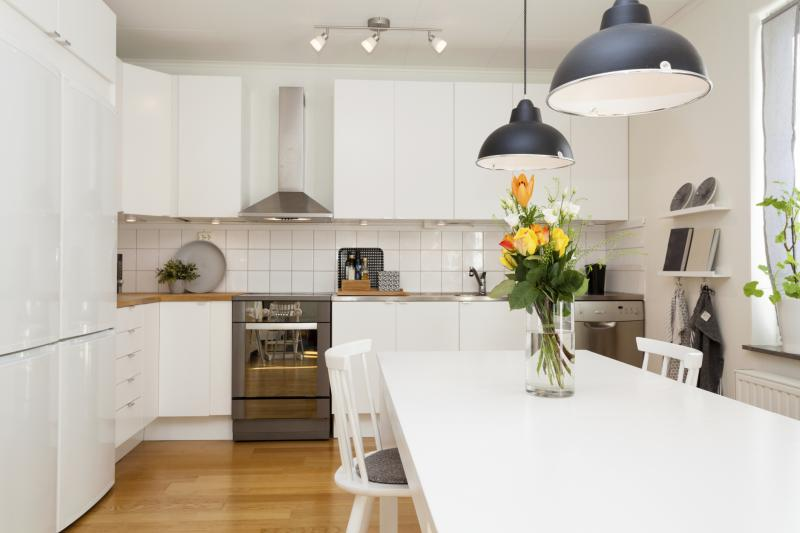 The Decorating Trends for Track Lighting in Kitchens | Home ...