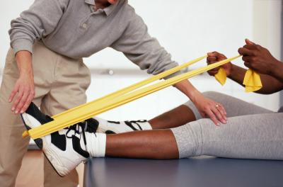 Theraband Eversion Exercises | Healthy Living