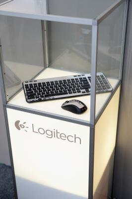 How to Connect a Logitech Cordless Keyboard | Chron com