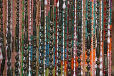 How To Make A Beaded Door Curtain Home Guides Sf Gate