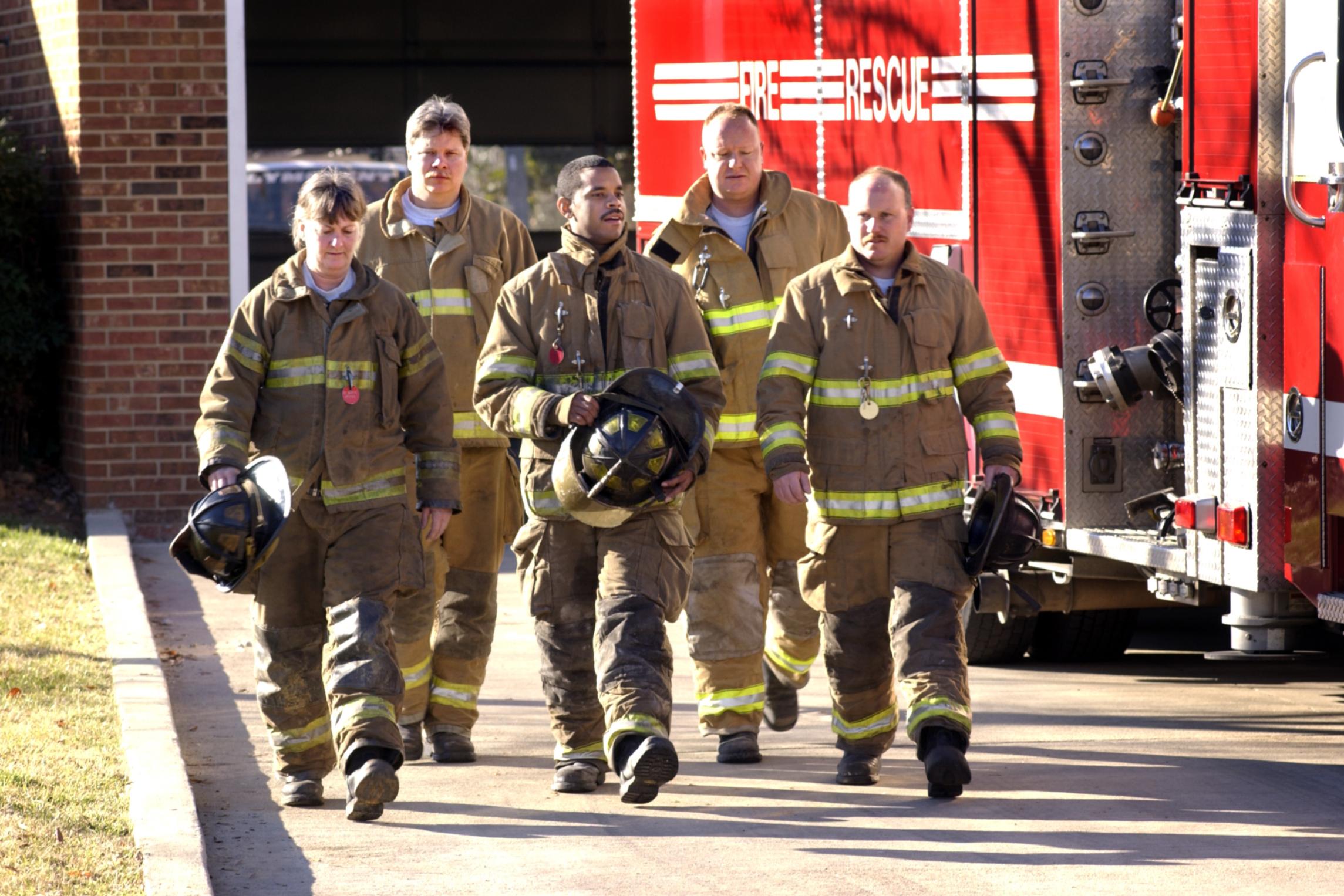The Highest Paid Salary for a Fireman | Chron com