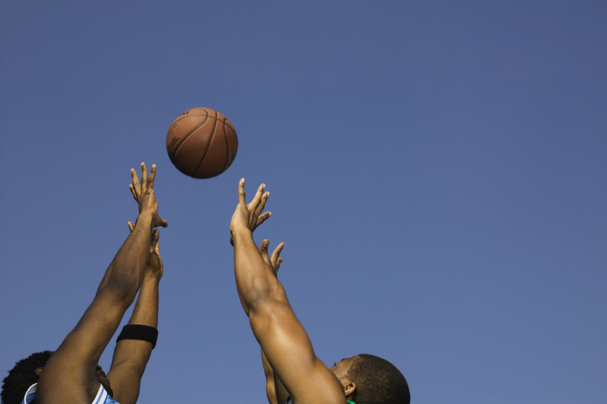 Basketball Basic Rules for Tip-Off