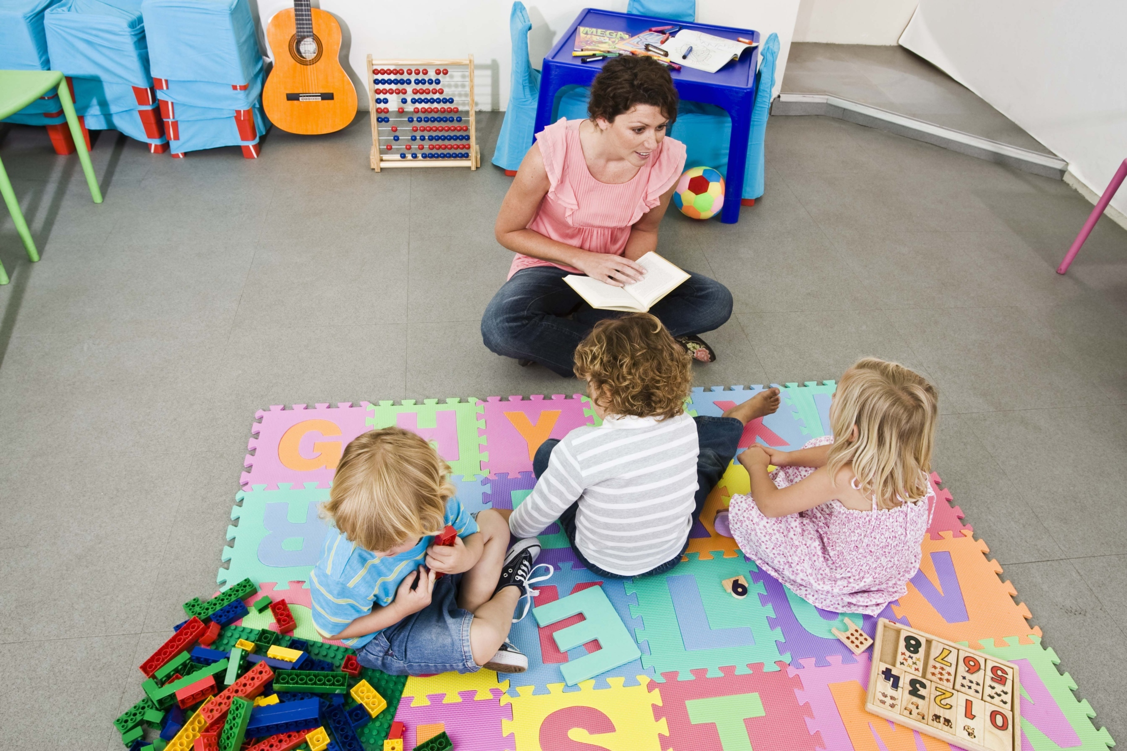What Operating Funds Are Needed to Start Up a Daycare? | Chron.com