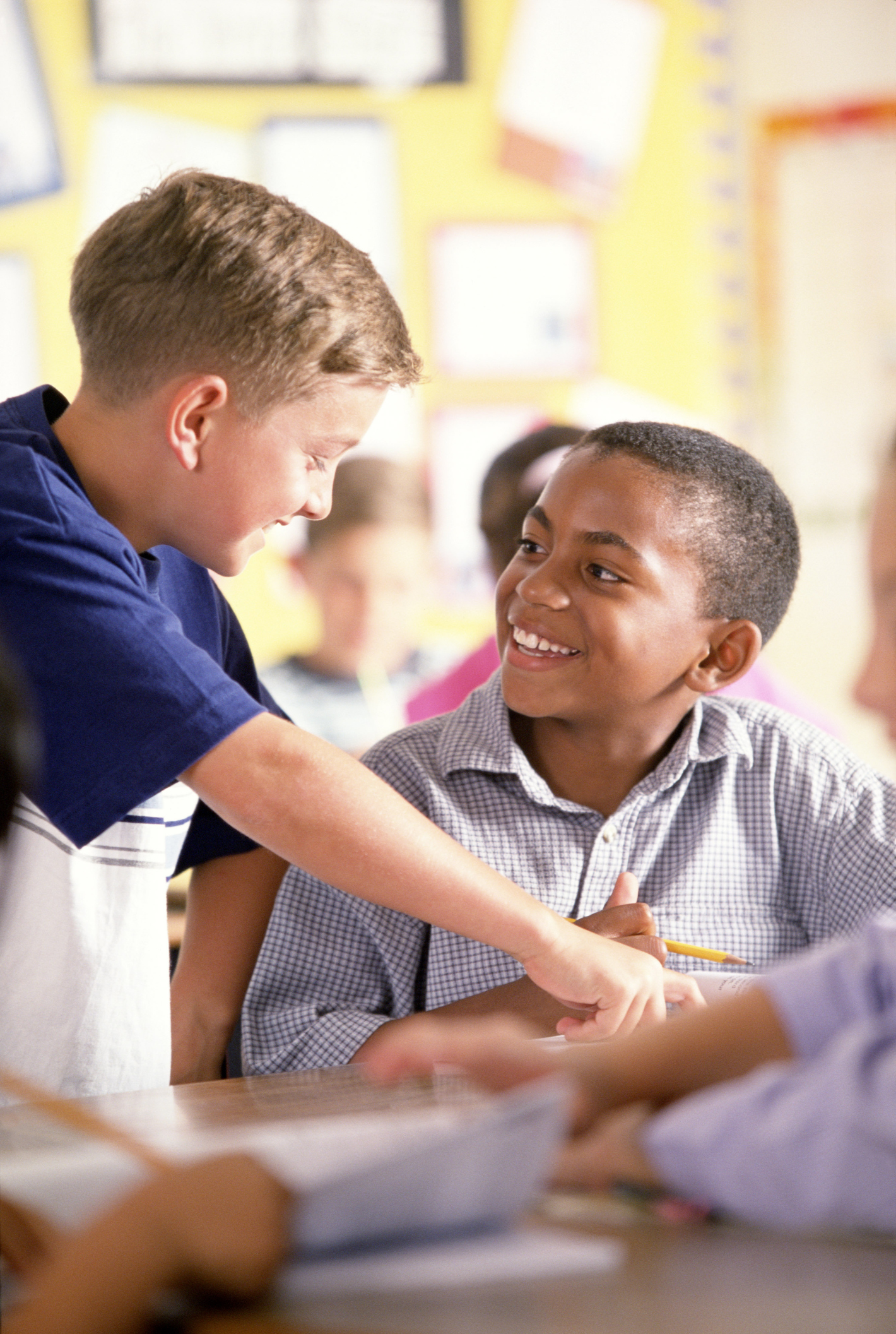 The Benefits of Teamwork in School   Synonym