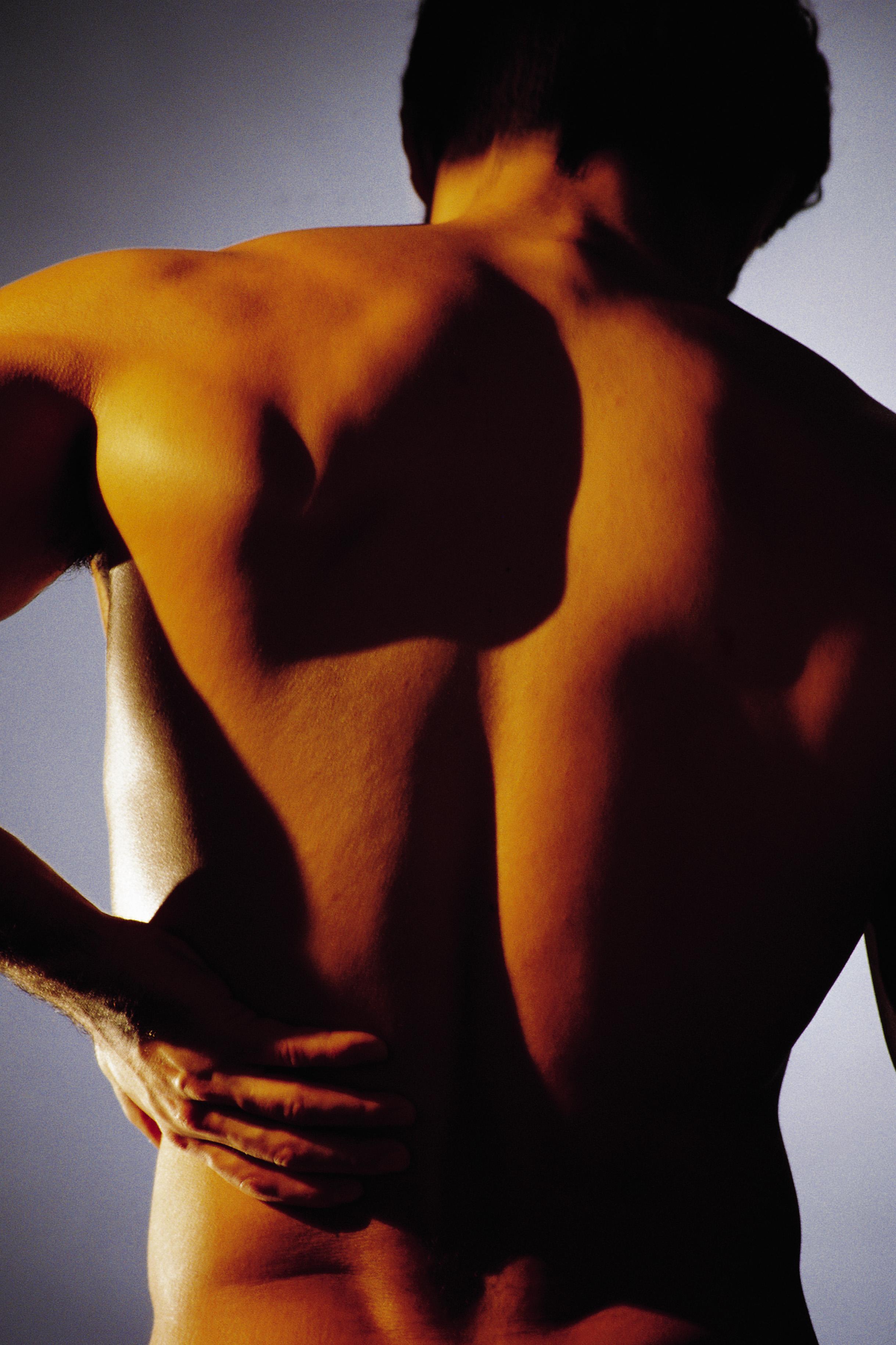 Cómo construir músculos de la espalda baja | Muy Fitness