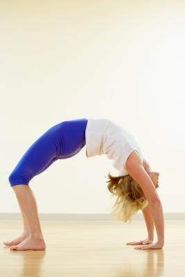 how to do a backbend for beginners  chron