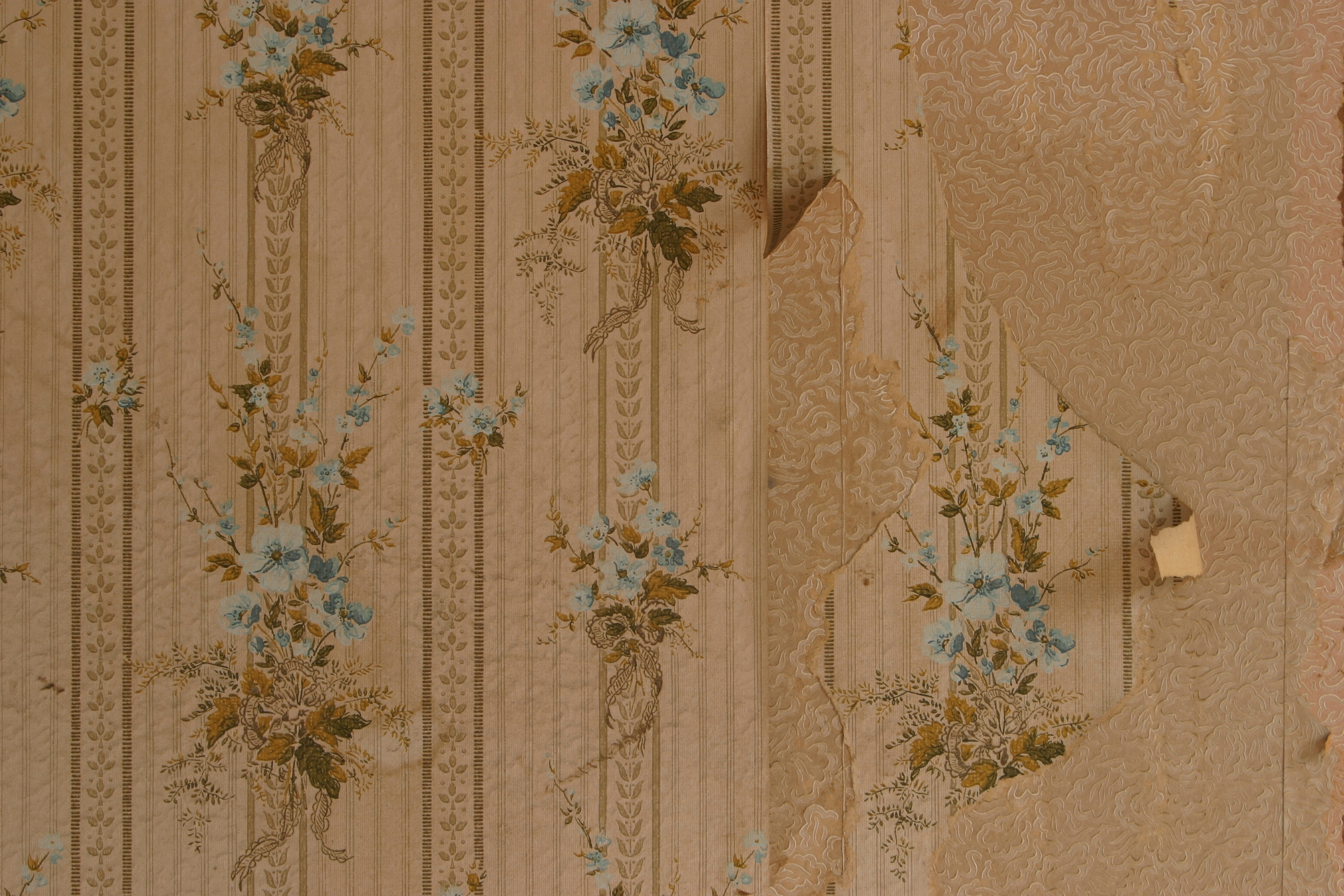 How To Paint Over Wallpaper Backing Home Guides Sf Gate