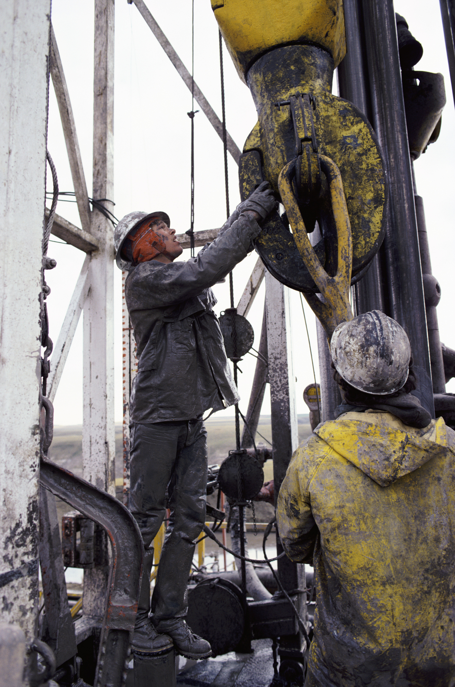 The Salary of a Drilling Engineer | Chron com