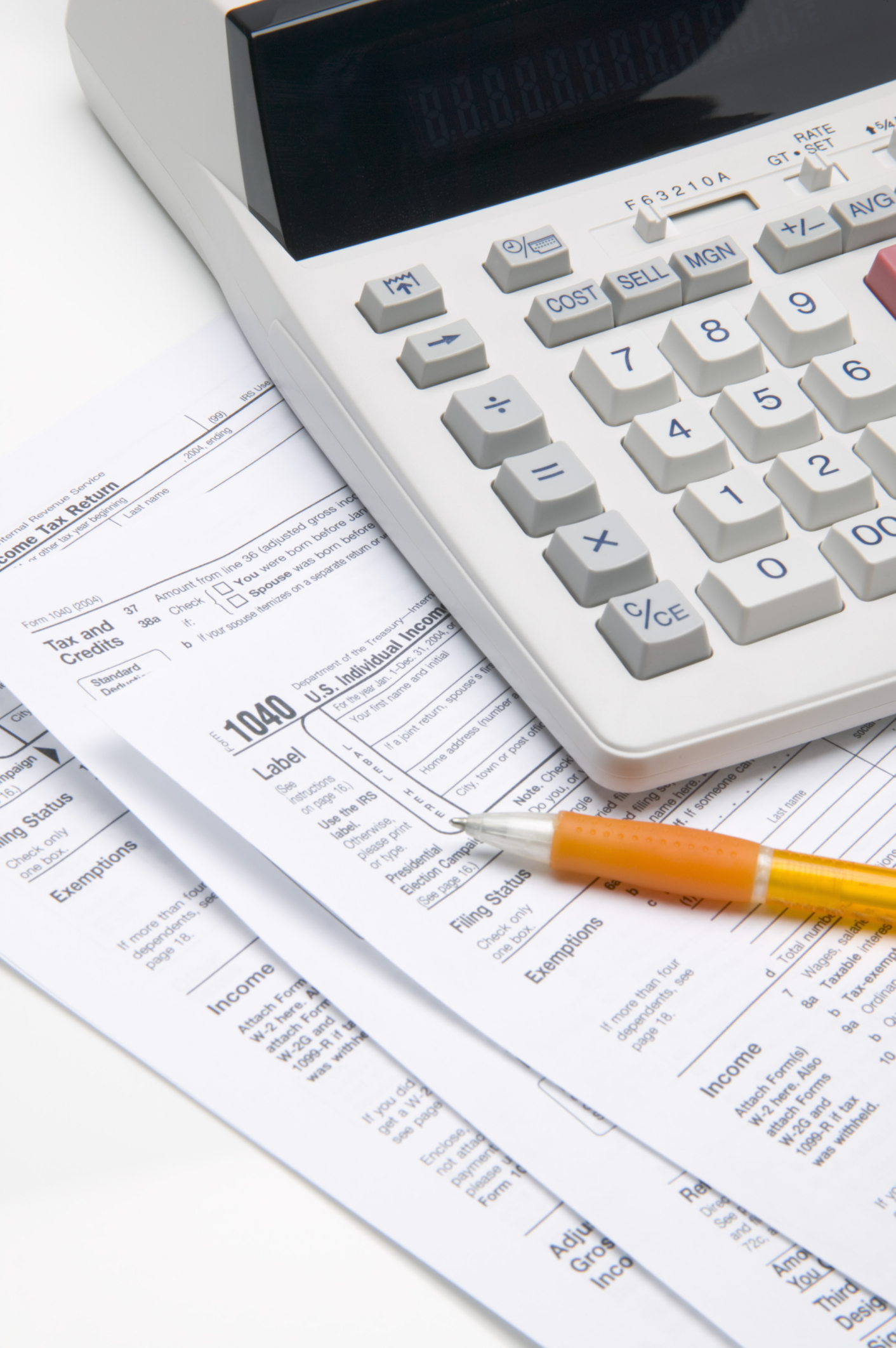 What Documents Should Be Attached To Your Tax Return If Paper Filing