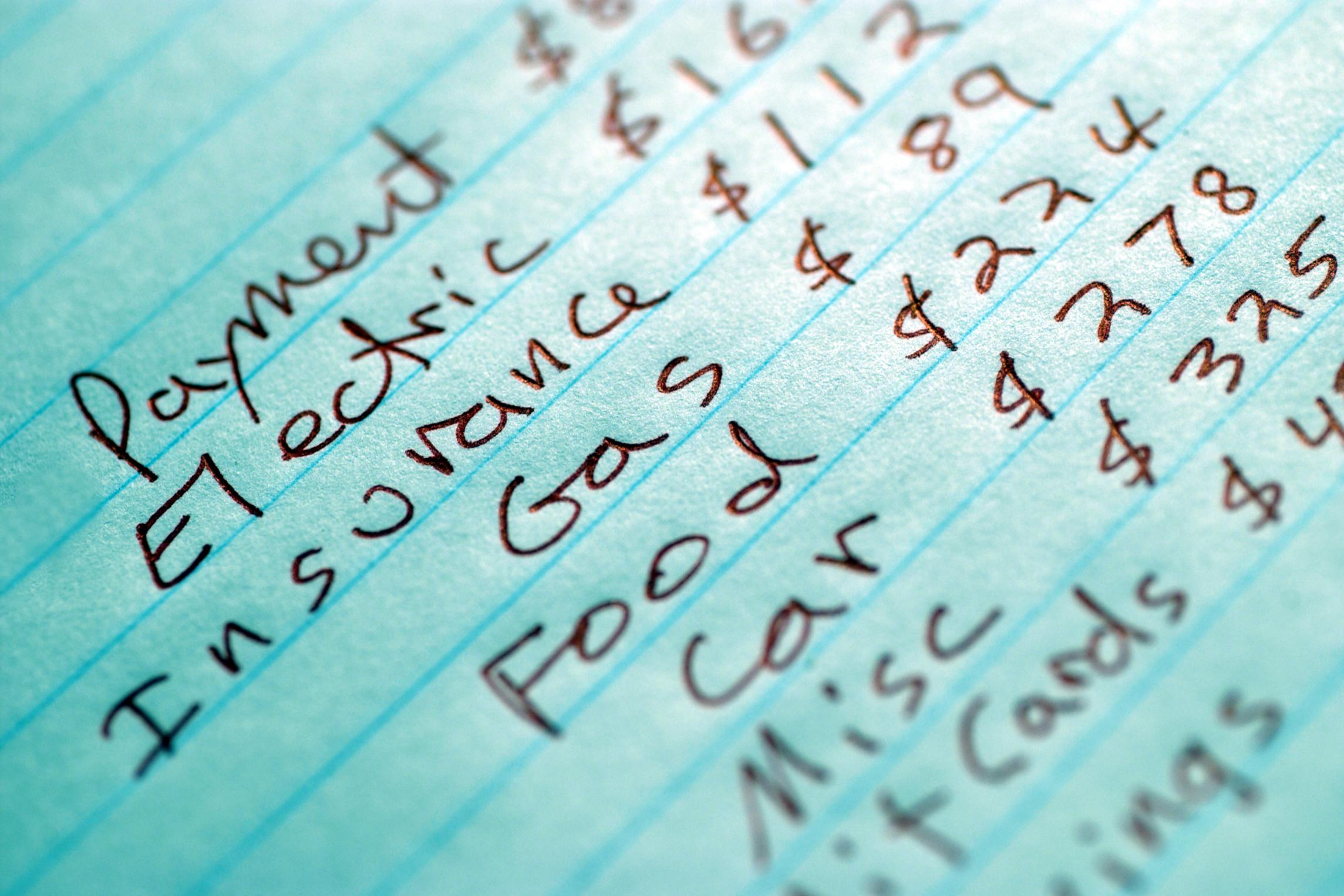 Basic Budget Plan for Low-Income Family | Pocket Sense