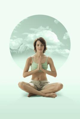 physical effects of yin yoga poses  woman