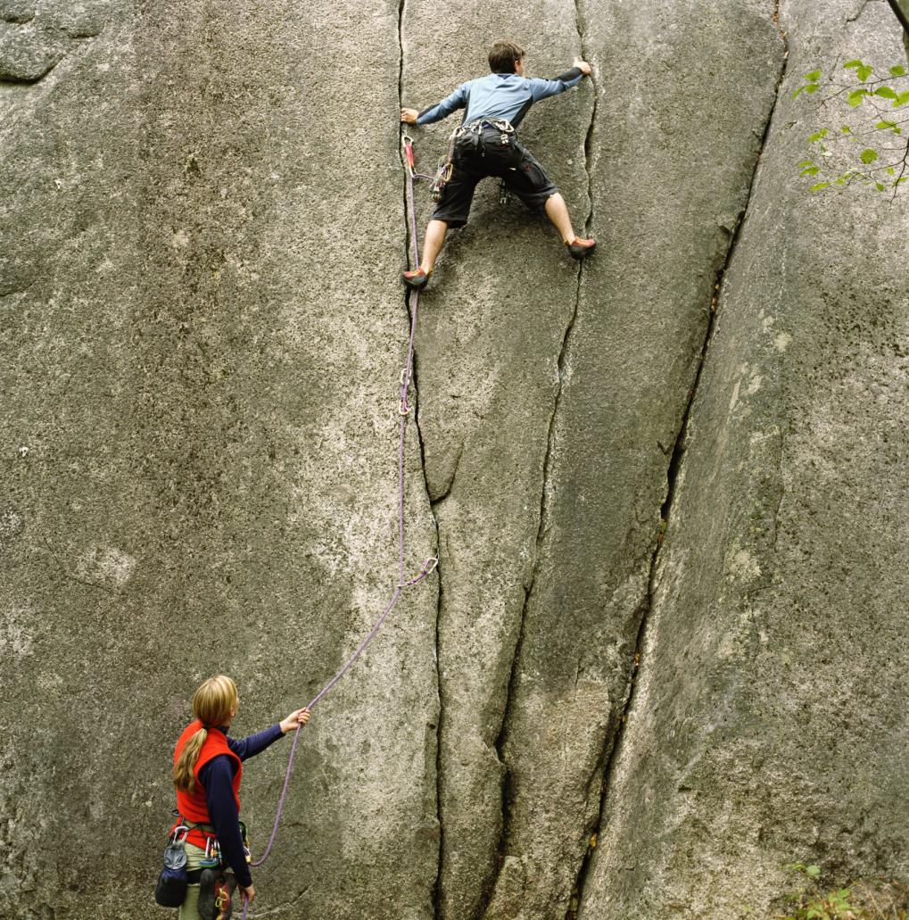 Rock Climbing Shape vs  Bodybuilding