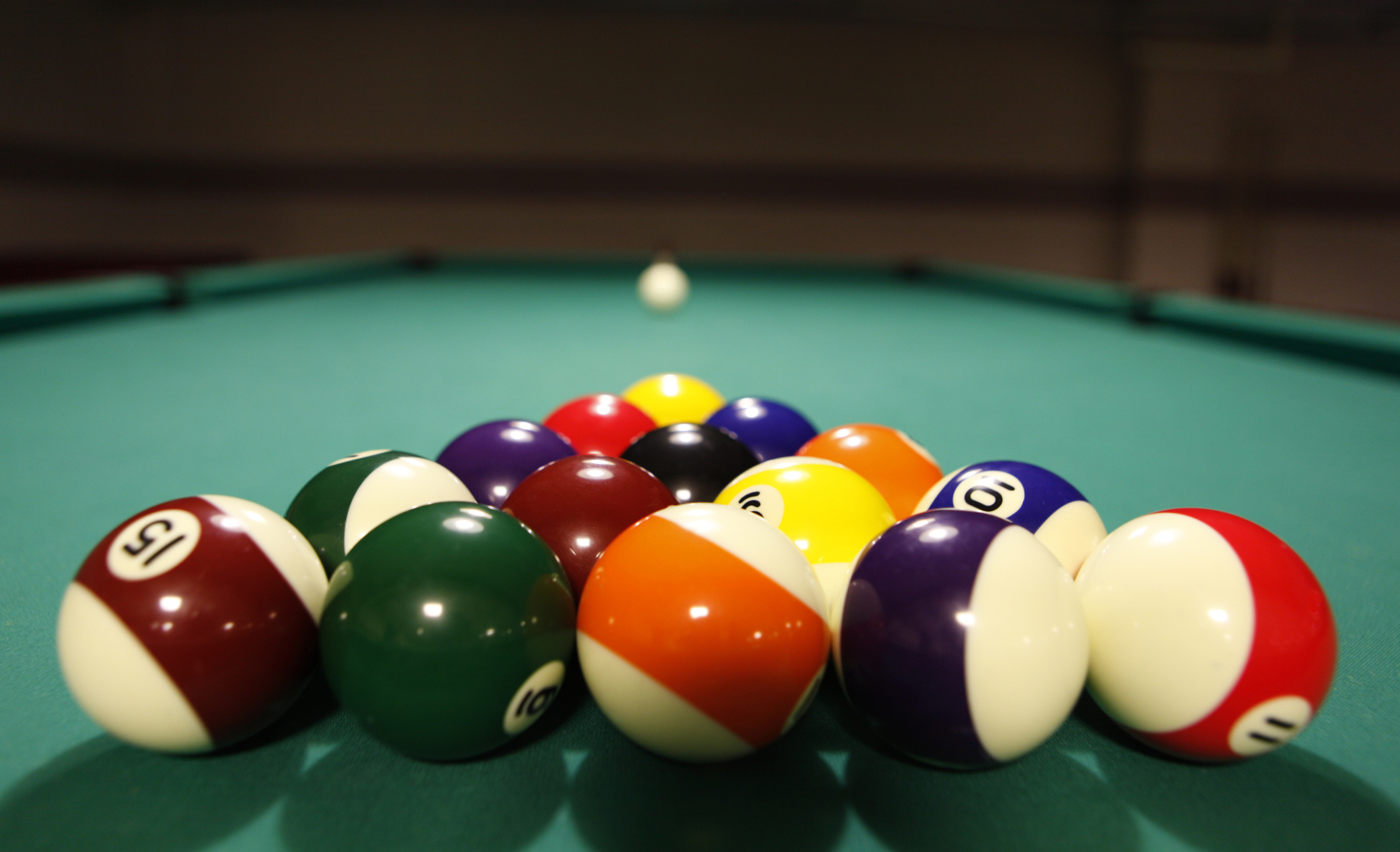 Pool Table Setup >> What Is The Proper Way To Rack Pool Balls